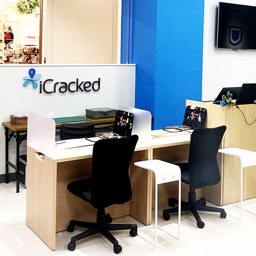 iCracked Store セブンパークアリオ柏