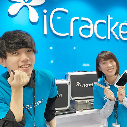 iCracked Store 町田の店内写真4