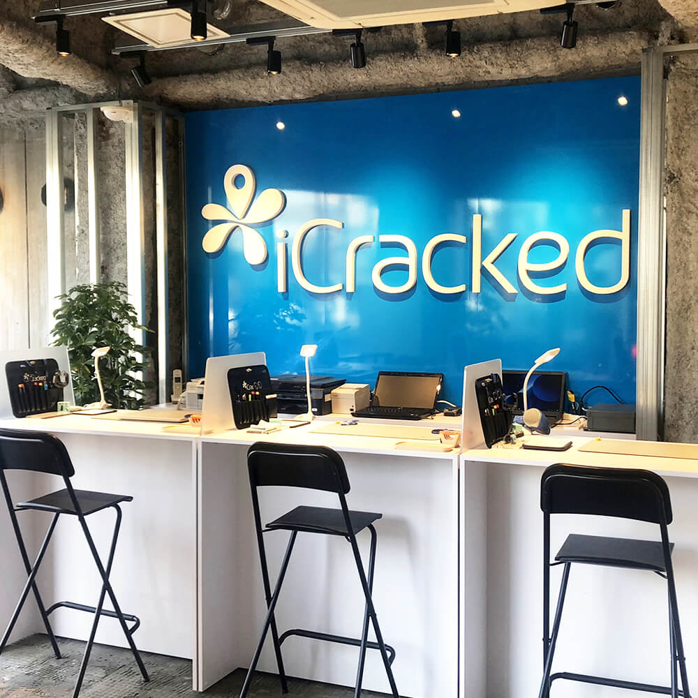 iCracked Store Machida