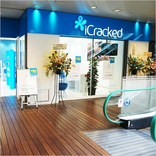 iCracked Store 心斎橋