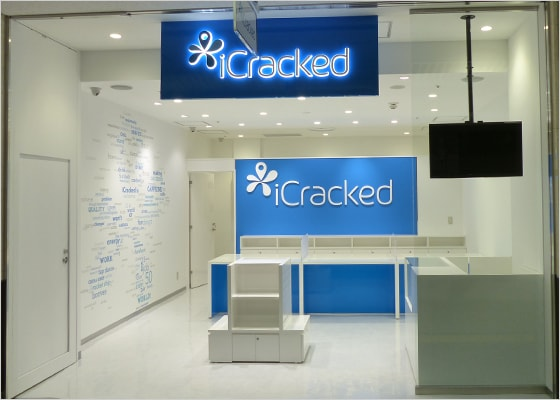iCracked Store iCracked Store さっぽろポールタウン