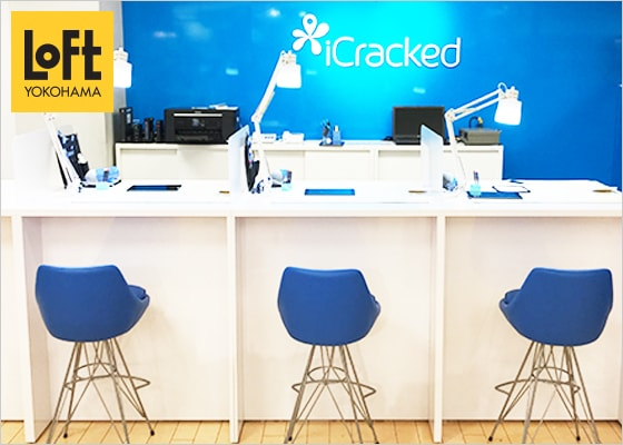iCracked Store iCracked Store 横浜ロフト