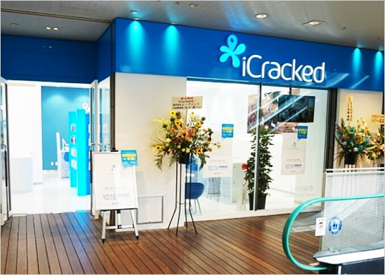 iCracked Store 心斎橋